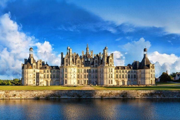 Vallée de la Loire en France