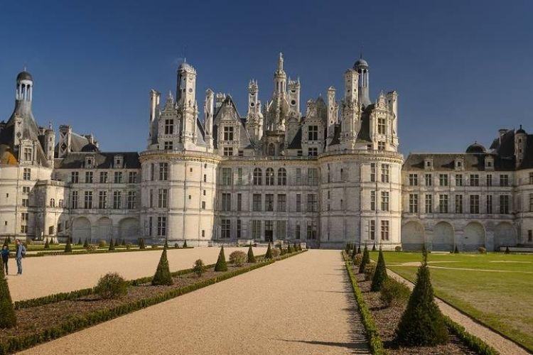 monument historique château de Chambord