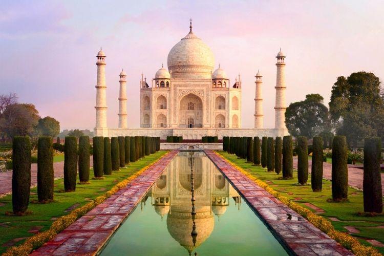 le Taj Mahal et son histoire