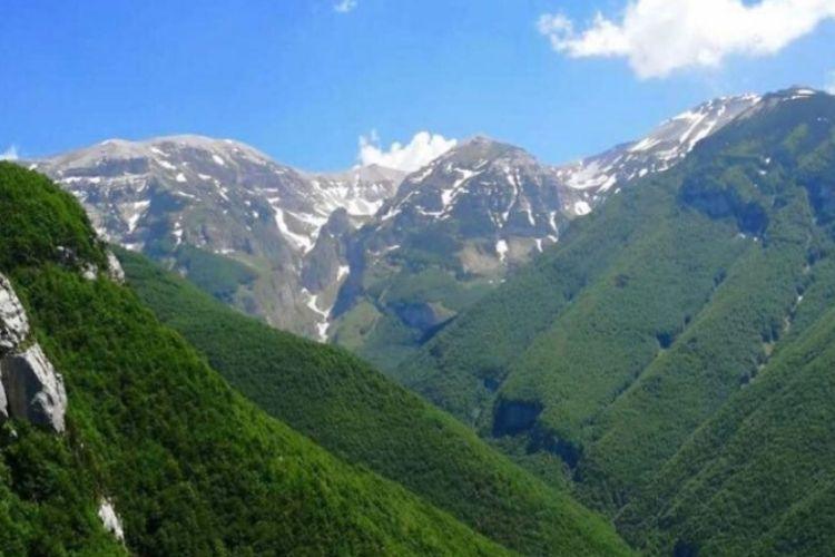 parc national d'Italie